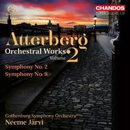 Atterberg - Orchestral Works Vol.2 | Chandos CHSA5133