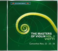 The Masters of Violin Vol.2: Viotti | Dynamic CDS7691