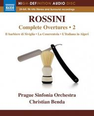Rossini - Complete Overtures Vol.2 | Naxos - Blu-ray Audio NBD0035