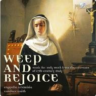 Weep & Rejoice: Music for the Holy Week | Brilliant Classics 94638