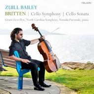 Britten - Cello Symphony, Cello Sonata | Telarc TEL3441202