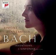 J S Bach - Inventions & Sinfonias | Sony 88883795972