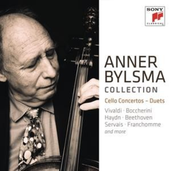 Anner Bylsma Collection: Cello Concertos, Duets | Sony 88843010662