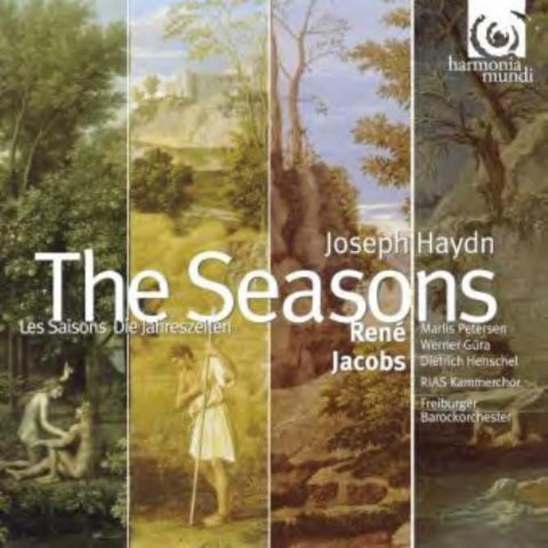 Haydn - The Seasons | Harmonia Mundi HMC97182930
