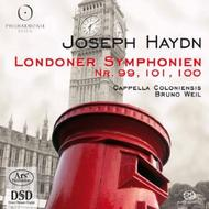 Haydn - London Symphonies Vol.3 | Ars Produktion ARS38063