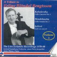 A Tribute to Erling Blondal Bengtsson Vol.3 | Danacord DACOCD740