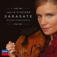 Julia Fischer plays Sarasate | Decca 4785950