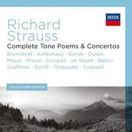 R Strauss - Complete Tone Poems & Concertos | Decca - Collector's Edition 4786480