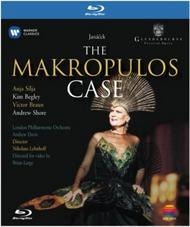 Janacek - The Makropulos Case | Warner - NVC Arts 2564636281