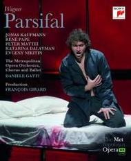 Wagner - Parsifal (Blu-ray) | Sony 88883725729