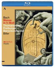 J S Bach - Mass in B minor (Blu-ray) | Accentus ACC10281