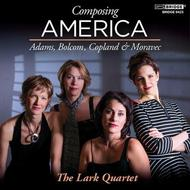 Composing America | Bridge BRIDGE9423