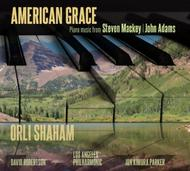 American Grace: Piano Music from Steven Mackey & John Adams | Canary Classics CC11