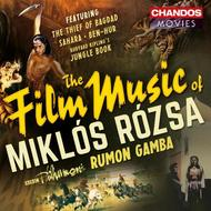 The Film Music of Miklos Rozsa | Chandos CHAN10806