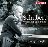 Schubert - Works for Solo Piano Vol.1 | Chandos CHAN10807
