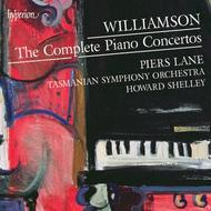 Malcolm Williamson - The Complete Piano Concertos | Hyperion CDA680112