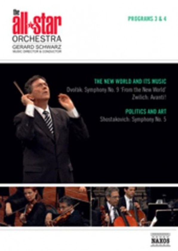 The All-Star Orchestra Programs 3 & 4 | Naxos - DVD 2110349