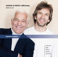 Father & Son: Works for Clarinet and Piano | Paladino PMR0030