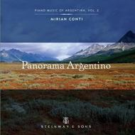 Piano Music of Argentina Vol.2: Panorama Argentino | Steinway & Sons STNS30023