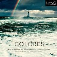 Colores: Galician, Basque and Catalonian Songs | Lawo Classics LWC1048