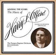 Minding the Score: The Music of Harry L Alford | New World Records NW80743