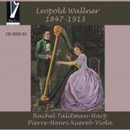 Leopold Wallner - Music for Harp and Viola | Harp & Co CD505033