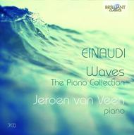 Einaudi - Waves: The Piano Collection | Brilliant Classics 9452