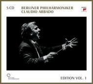 Claudio Abbado Edition Vol.1 | Sony 88697319882