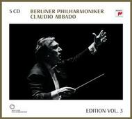 Claudio Abbado Edition Vol.3 | Sony 88697325372