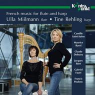 French Music for Flute and Harp | Kontrapunkt 32345