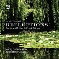 Reflections: Music for Viola by Britten and Bridge | Nimbus - Alliance NI6253