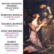 British Composers Premiere Collections Vol.1 | Cameo Classics CC9037CD