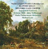 British Composers Premiere Collections Vol.2 | Cameo Classics CC9032CD