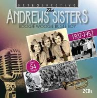 The Andrews Sisters: Boogie Woogie Bugle Boy (Their 54 Finest 1937-1952) | Retrospective RTS4238