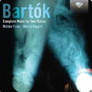 Bartok - Complete Music for Two Pianos | Brilliant Classics 94737