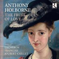 Holborne - The Fruit of Love | Ricercar RIC339