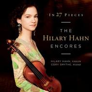 In 27 Pieces: The Hilary Hahn Encores | Deutsche Grammophon 4791725