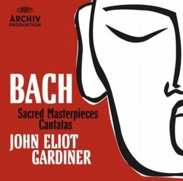 J S Bach - Sacred Masterpieces and Cantatas | Deutsche Grammophon - Archiv 4778735