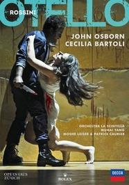 Rossini - Otello (DVD) | Decca 0743863