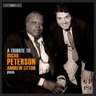 A Tribute to Oscar Peterson | BIS BIS2034