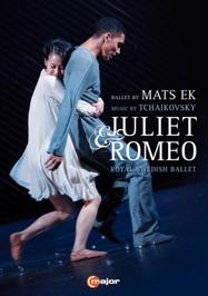 Juliet & Romeo: Ballet by Mats Ek, Music by Tchaikovsky (DVD) | C Major Entertainment 715608