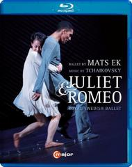 Juliet & Romeo: Ballet by Mats Ek, Music by Tchaikovsky (Blu-ray) | C Major Entertainment 715704