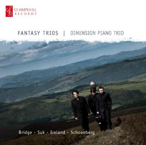 Fantasy Trios | Champs Hill Records CHRCD060