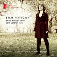 Brave New World | Champs Hill Records CHRCD084