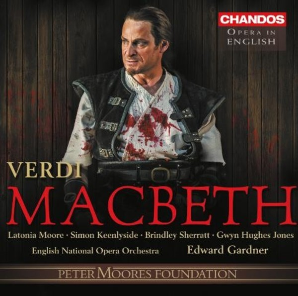 Verdi - Macbeth | Chandos - Opera in English CHAN31802