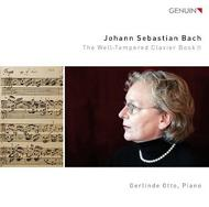 J S Bach - The Well-Tempered Clavier Book 2 | Genuin GEN14308