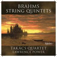 Brahms - String Quintets | Hyperion CDA67900