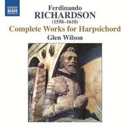 Ferdinando Richardson - Complete Works for Harpsichord | Naxos 8572997