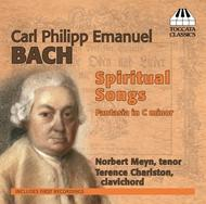 CPE Bach - Spiritual Songs, Fantasia in C minor | Toccata Classics TOCC0248