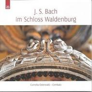 J S Bach in the Waldenburg Castle | C-AVI AS5064